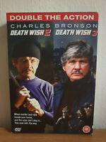 Death Wish 2 / Death Wish 3 (DVD, 2012, 2-Disc Set, Box Set)