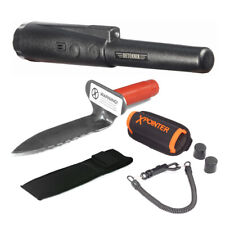 Quest Xpointer PinPointer Detector and Lesche Digging Tool Left Serrated