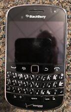 Blackberry 9930 Verizon Black Smartphone Fast Shipping Good Used