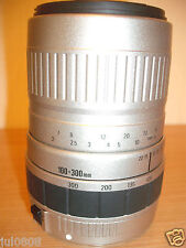 SIGMA 100-300MM ~ 1:4.5-6.7 UC ZOOM LENS WITH FRONT CAP (27MY12)