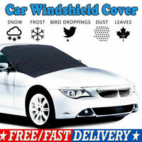 Windshield Snow Cover Waterproof Car Ice Frost Sunshade Protector 200*120cm