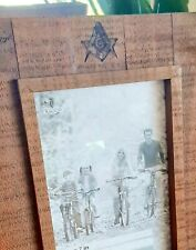 Freemason Masonic Picture Frame