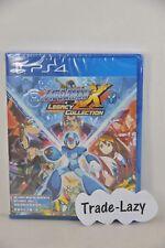 NEW PS4 Rockman Megaman Mega Man Rock Man X Legacy Collection 1 (HK) + Table