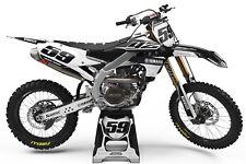YAMAHA YZF 250 2019 - 2020 450 2018 - 2020 MX MOTOCROSS GRAPHICS