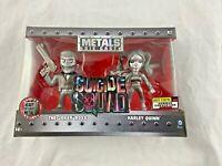 Jada Metals - The Boss - Joker & Harley Quinn - Figure Set - Hot Topic Exclusive