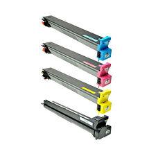 4 Toner für Konica Minolta 7450 7400 Series