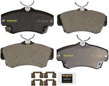 Disc Brake Pad Set-Total Solution Semi-Metallic Brake Pads Front fits PT Cruiser