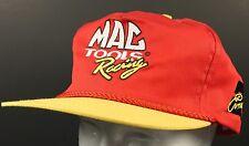 NEW Mac Tools Racing USA Fabric Cap #28 Ernie Irvin NASCAR Snap Back Trucker Hat