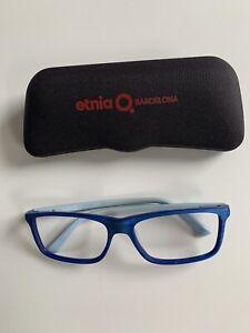 Etnia Barcelona Tucson BLSK 5716 142 Brille Fassung Herren Optik Blau