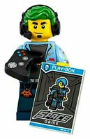 Lego Video Gamer 71025 Series 19 Minifigures