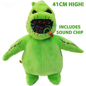 Build A Bear Oogie Boogie Soft Plush Toy With Sound Music Nightmare Before Xmas