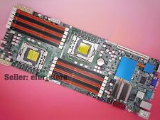 ASUS Z8PH-D12/IFB Socket 1366 Dual Xeon MotherBoard - Half-size SSI Intel 5520