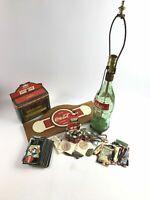Assorted Lot Of Coca-Cola Collectibles & Memorabillia- 4808