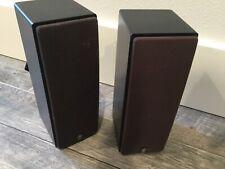 2 Yamaha Surround Sound Satellite Speakers Pair Ns-A480 Wall Mountable Euc