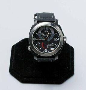 Rare Anonimo GMT watch Wayfarer II 2019, last batch made in Italy 107/299