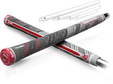 AUTHENTIC Golf Pride MCC Plus4 ALIGN Grips STANDARD SIZE Grey U choose Quantity.