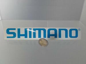 Original SHIMANO Aufkleber 215mm*34mm Angeln,Angelaufkleber,Fahrradschaltung