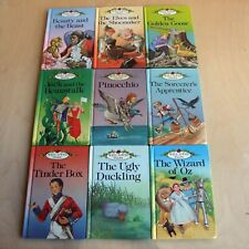 9× Ladybird Books Well Loved Tales Series 606D