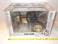 Case 2594 With Duals 175th Anniversary Gold Edition By Ertl