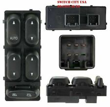 OEM Ford Explorer Sport Excursion Master Driver Power Window Switch 1L2Z14529BA