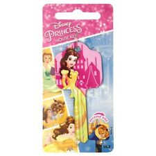 Disney Princess Belle From Beauty & the Beast Universal UL2 6-Pin Key Blank