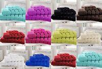 600GSM Satin Stripe Towel 100% Egyptian Cotton Hand Towel Bath Towel Bath Sheets