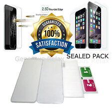 PREMIUM vidro temperado protecao de tela protetor para iPhone 6/6s Braned Novas