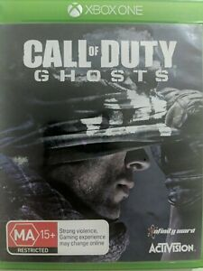 Call of duty ghosts Xbox One video game Microsoft
