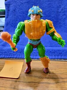 MOTU Masters of the Universe Vintage MAN-AT-ARMS Complete