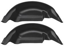 Husky Liners for 2015 Ford for F-150 Black Rear Wheel Well Guards - hl79121