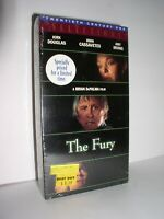 The Fury starring Kirk Douglas, Amy Irving, John Cassavetes (VHS,1996,NEW)