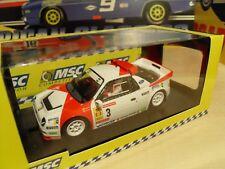 MSC 6013-Ford RS200 #3' 1986 Principe de Asturias's - Totalmente Nuevo En Caja