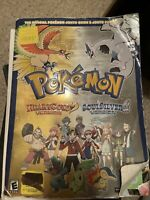 Official POKEMON Johto Guide & Pokedex HEART GOLD SOUL SILVER Version Book Vol 1