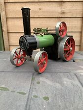 Vintage Mamod Live steam Engine te1 1960's