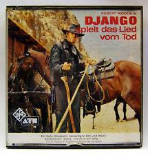 UfA ATB 219-3, Super 8 Film, S/W, Ton, 120 m, Django spielt das Lied vom Tod.
