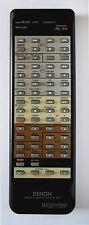 DENON rc-163 ORIGINAL-Telecomando per avc-2030g avc-2030 | COME NUOVO