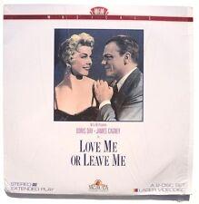 DORIS / JAMES CAGNEY: Love ME Or Leave Me LASERDISC MGM VIDEO US 1989 2XDISC