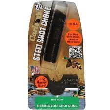 Carlsons Choke Tube 12GA Remington 11-87 870 1100 Extended Steel Shot Full 07265
