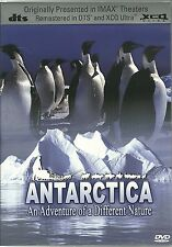 ANTARCTICA DVD AN ADVENTURE OF A DIFFERENT NATURE