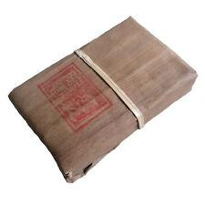 13-year 1999 Jingmai Stale Fragrant Pu'er Pu-erh Brick Tea Ancient Tree Tea 250g