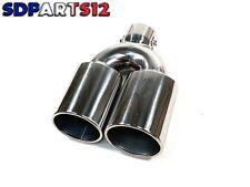 Embout tuyau pot d'echappement pour VW GOLF GTI I II III IV V VI 2 3 4 5 6