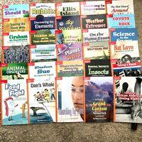 McGraw Hill Reading Wonders 30 Leveled Readers Grade 5 BELOW Level Homeschool