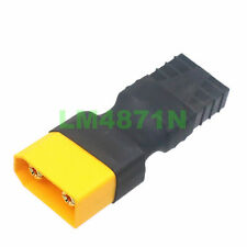 No Wires Direct Connect TRX Traxxas Female to XT90 Male adapter RC Power Supply