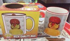 Brick Aladdin Sane (David Bowie) Parody Gift Boxed Mug