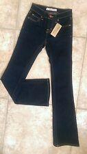 NWT J BRAND Jeans Boot cut dark INK sz 8x29 GIRLS new