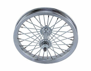 "12"" Bicycle Front Wheel Steel 36 SPOKES Lowrider Cruiser BMX MTB Bikes"