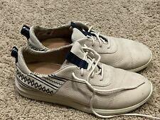 New listing Toms Tennis Shoes Tan Sparkly Lace Up Women's Size 8