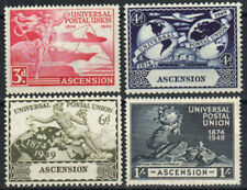 Ascension Stamp - UPU, 75th anniversary Stamp - NH