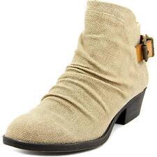 Blowfish Canvas Medium Width (B, M) Boots for Women