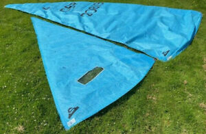 Enterprise Mainsail And Jib For Sailing Dinghy Boat Made by Alverbanks